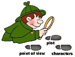 Literary text analysis